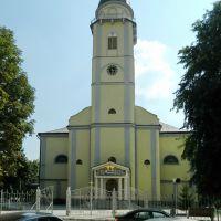 Католический костел, Мукачево