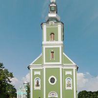 Свято-Николаевский храм женского монастыря, Мукачево