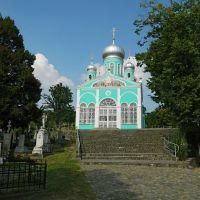 Свято-Успенский храм женского монастыря, Мукачево