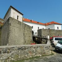 Древний замок Паланок, Мукачево