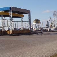 Бердянск Приморская Площадь, Бердянск