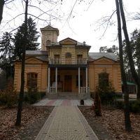 Дом Уваровой, Ворзель