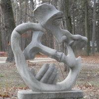 Скульптура, Ворзель