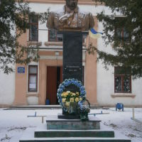 Памятник Шевченко, Кожанка