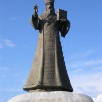 Памятник Данилу Тупталу, Макаров