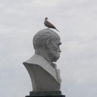 Памятник Шевченко, Макаров