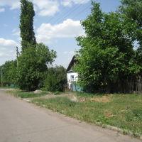 ул.   Т. Г.  Шевченко., Новоукраинка