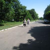 больничный переулок., Новоукраинка