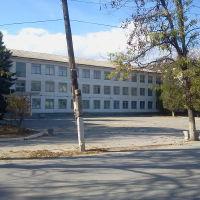 Белогорская средняя школа №1. им.К.И.Щелкина. Крым , Белогорск