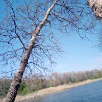 Река Донец, Рубежное
