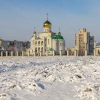 Свято - Успенский храм, православный храм, Рубежное