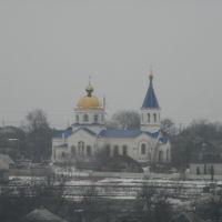 Скала , Церковь, Первомайск