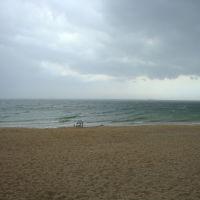 г. Южный. Море, Южный