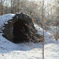 """Грот """"Храм одиночества"""", Гоголево"""