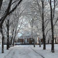 Территория музея-заповедника, Гоголево