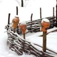 В усадьбе Гоголей-Яновских, Гоголево