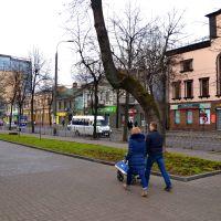 город Ровно - Вечер в Старом квартале, Ровно