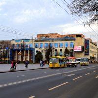 город Ровно - Центральный почтамт, Ровно