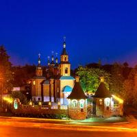 Свято-Духовский храм г.Богодухов, Богодухов