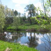 Река Лопань, Казачья Лопань