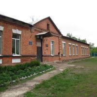Школа, Казачья Лопань