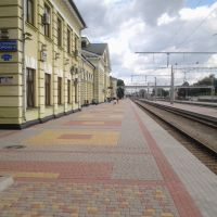 Вокзал-Севастопольская сторона, Лозовая