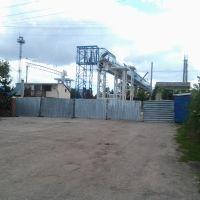 Лозовая-строительство переходного моста, Лозовая