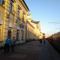 Вокзал-Лозовая, Лозовая