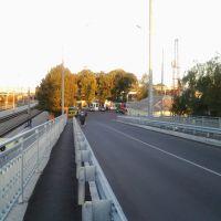 вокзал-мост, Лозовая