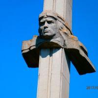 Берислав. Памятный  мемориальный крест., Берислав