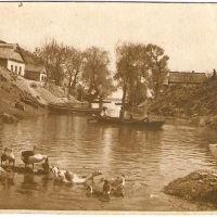 Старый Берислав. Затока Басанка до затопления водохранилищем., Берислав