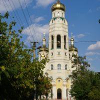 Золотые купола Новой Каховки, Новая Каховка