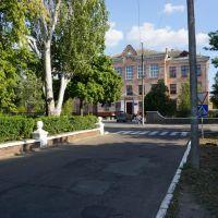 Школа №3 на улице Ленина, Новая Каховка