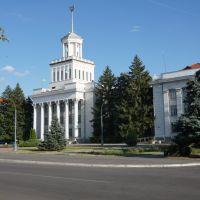 Исторический центр города - уникальная архитектура, Новая Каховка