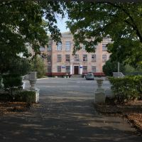 Архитектура 1954 года-Школа №3, Новая Каховка