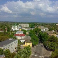 Вид на город, Козелец
