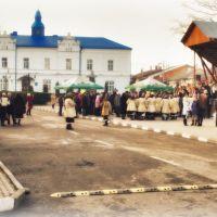 Vizhnitsa city, st. Ukrainskaya, Вижница
