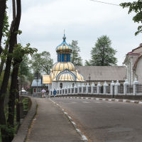 Vizhnitsa city, The Church, Вижница