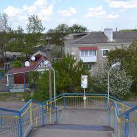 Вид с моста 2016 года , Вапнярка