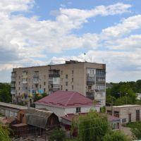 Вид с окна 2016 год, Вапнярка
