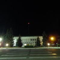 райдержадміністрація, Маневичи
