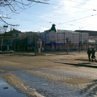 г.Днепр, уголок старого города, Днепропетровск