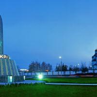 Монумент на кольце 30 лет победы, Кривой Рог