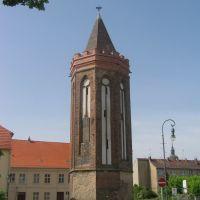 Brandenburg a.d. Havel - Mühlentorturm, Бранденбург