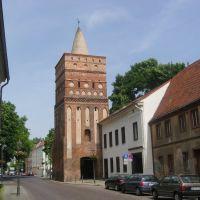 Brandenburg a.d. Havel - Rathenower Torturm, Бранденбург