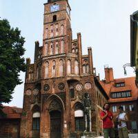 Rathaus Brandenburg, Бранденбург