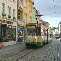 KT6NF in der Hauptstraße, Бранденбург