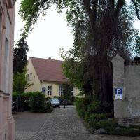 Quiet corner in Brandenburg an der Havel, Germany, Бранденбург
