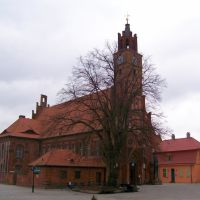 Germany_City of Brandenburg_Old Town Hall and Roland Statue_100_3061.JPG, Бранденбург