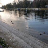 ein Wintertag an der Havel, Бранденбург